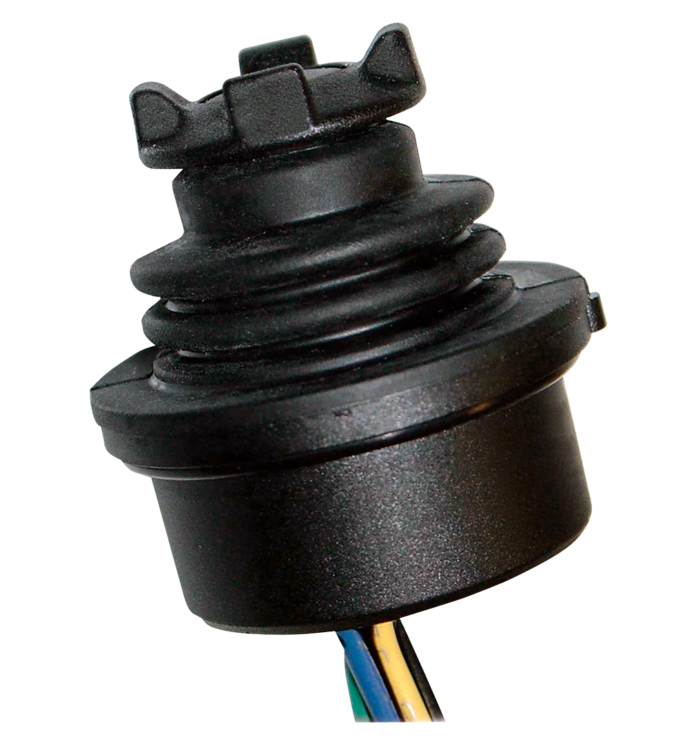 Supplier of Large Industrial Hall Effect Joystick - OTTO Controls